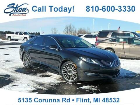 2014 Lincoln MKZ for sale at Jamie Sells Cars 810 - Linden Location in Flint MI