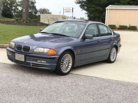 2001 BMW 3 Series for sale at Two Brothers Auto Sales in Loganville GA