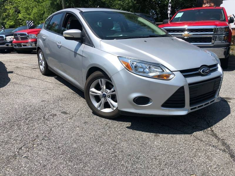 2014 Ford Focus for sale at Garcia Trucks Auto Sales Inc. in Austell GA