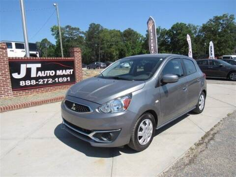 2017 Mitsubishi Mirage for sale at J T Auto Group in Sanford NC