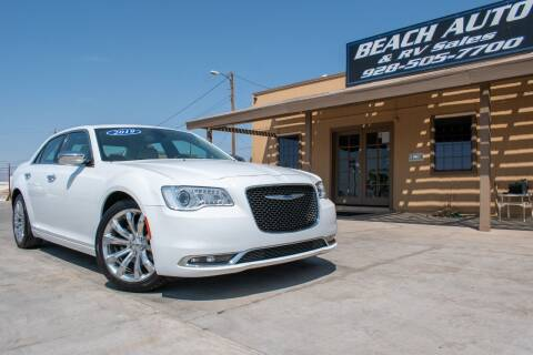 2019 Chrysler 300 for sale at Beach Auto and RV Sales in Lake Havasu City AZ