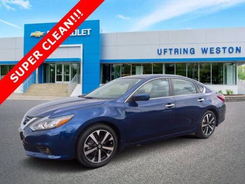 2018 Nissan Altima for sale at Uftring Weston Pre-Owned Center in Peoria IL