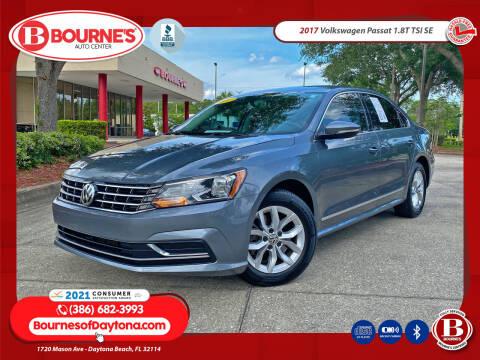 2017 Volkswagen Passat for sale at Bourne's Auto Center in Daytona Beach FL