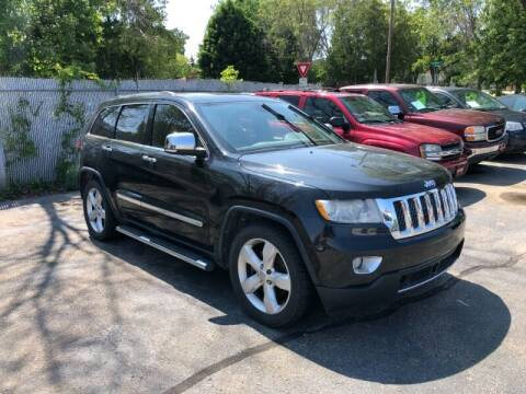 2012 Jeep Grand Cherokee for sale at WILLIAMS AUTO SALES in Green Bay WI
