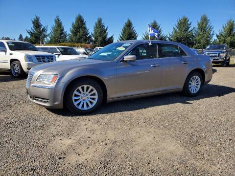 2014 Chrysler 300 for sale at McMinnville Auto Sales LLC in Mcminnville OR