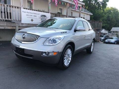 2010 Buick Enclave for sale at Flash Ryd Auto Sales in Kansas City KS