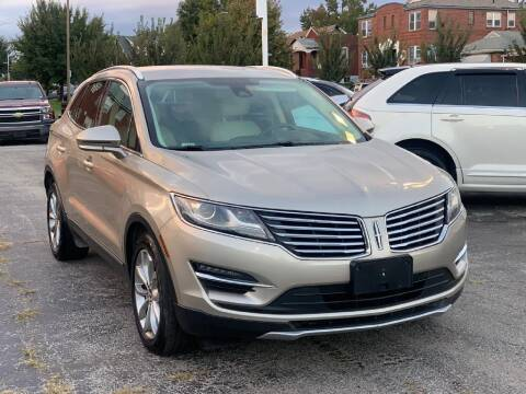 2015 Lincoln MKC for sale at IMPORT Motors in Saint Louis MO