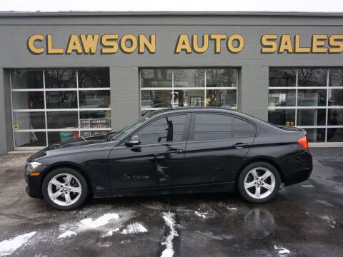 2013 BMW 3 Series for sale at Clawson Auto Sales in Clawson MI