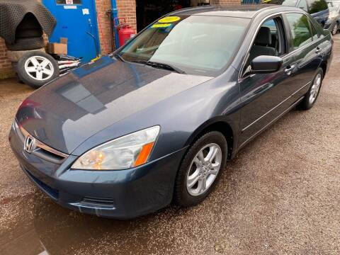 2007 Honda Accord for sale at 5 Stars Auto Service and Sales in Chicago IL