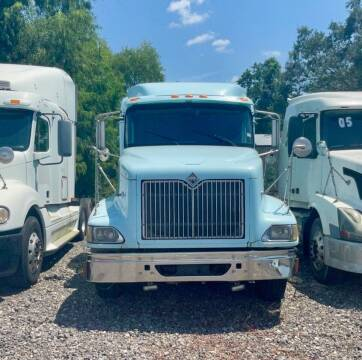 2004 International 9400i for sale at JAG TRUCK SALES in Houston TX