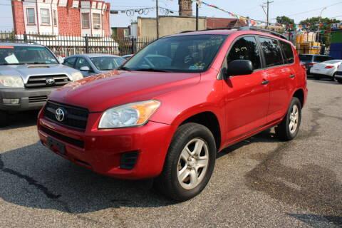 2010 Toyota RAV4 for sale at EZ PASS AUTO SALES LLC in Philadelphia PA