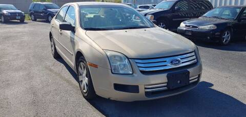 2006 Ford Fusion for sale at I-80 Auto Sales in Hazel Crest IL
