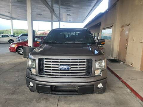 2012 Ford F-150 for sale at Carzz Motor Sports in Fountain Hills AZ