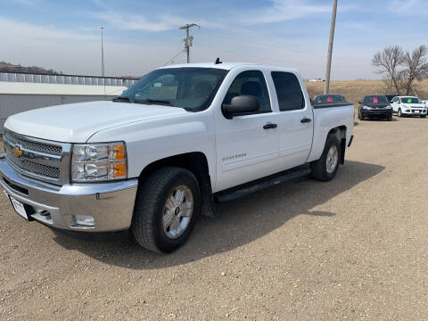 2013 Chevrolet Silverado 1500 for sale at TRUCK & AUTO SALVAGE in Valley City ND