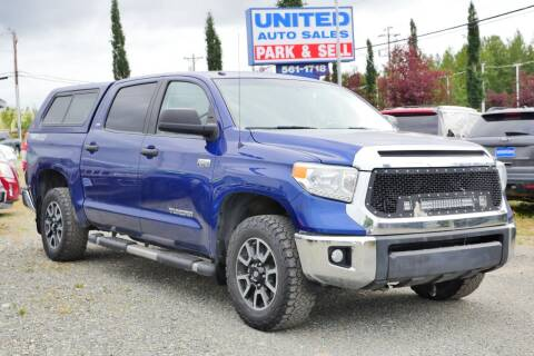 2014 Toyota Tundra for sale at United Auto Sales in Anchorage AK