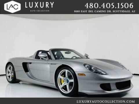2004 Porsche Carrera GT for sale at Luxury Auto Collection in Scottsdale AZ