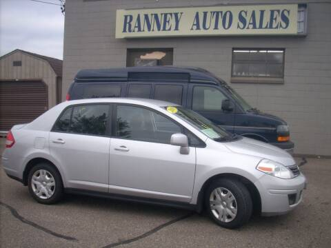 2010 Nissan Versa for sale at Ranney's Auto Sales in Eau Claire WI
