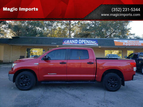 2011 Toyota Tundra for sale at Magic Imports in Melrose FL