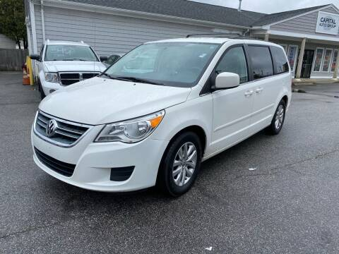 2012 Volkswagen Routan for sale at Capital Auto Sales in Providence RI
