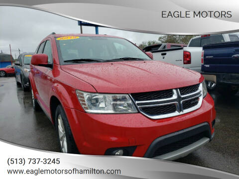 2015 Dodge Journey for sale at Eagle Motors in Hamilton OH