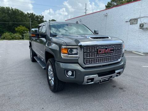 2018 GMC Sierra 2500HD for sale at LUXURY AUTO MALL in Tampa FL