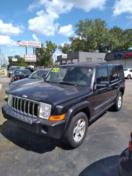2008 Jeep Commander for sale at D and D All American Financing in Warren MI