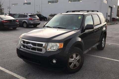 2009 Ford Escape for sale at WEINLE MOTORSPORTS in Cleves OH