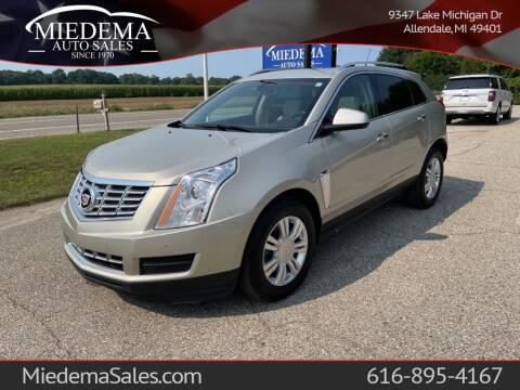 2013 Cadillac SRX for sale at Miedema Auto Sales in Allendale MI