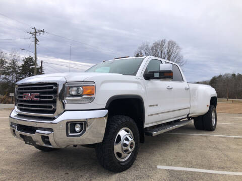 2016 GMC Sierra 3500HD for sale at Priority One Auto Sales in Stokesdale NC