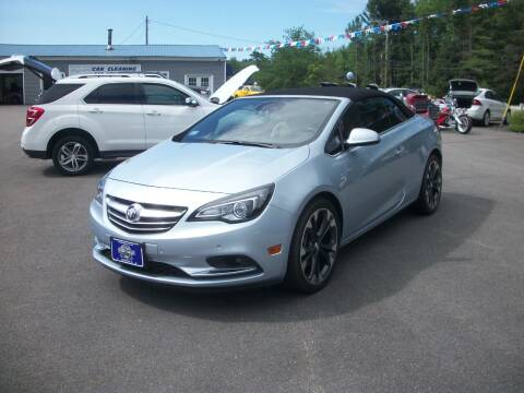 2017 Buick Cascada for sale at Auto Images Auto Sales LLC in Rochester NH
