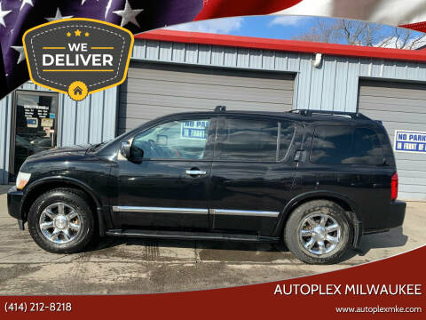 2006 Infiniti QX56 for sale at Autoplex 2 in Milwaukee WI