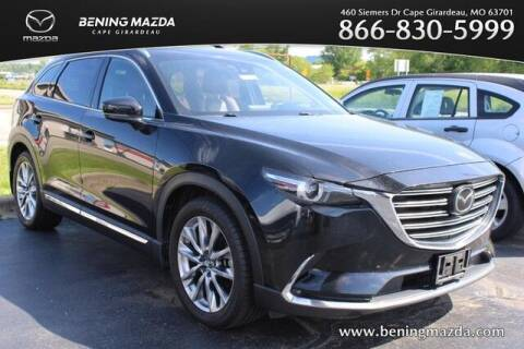 2016 Mazda CX-9 for sale at Bening Mazda in Cape Girardeau MO