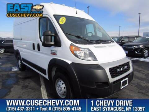 2019 RAM ProMaster Cargo for sale at East Syracuse Performance Sales & Service in Syracuse NY