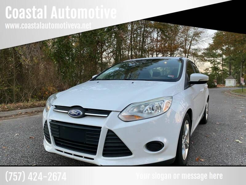 2013 Ford Focus for sale at Coastal Automotive in Virginia Beach VA