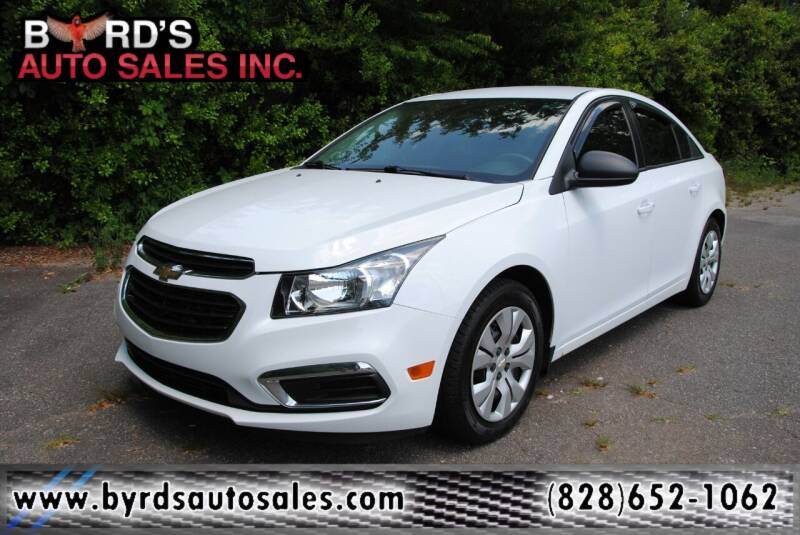 2015 Chevrolet Cruze for sale at Byrds Auto Sales in Marion NC
