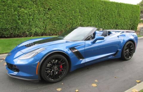 2015 Chevrolet Corvette for sale at Top Notch Motors in Yakima WA