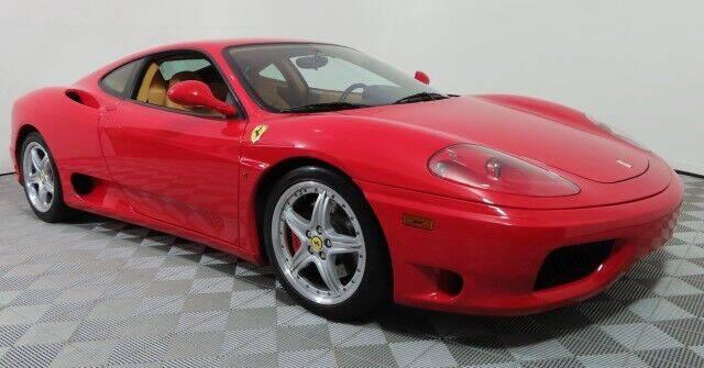 2004 Ferrari 360 Modena for sale in Scottsdale, AZ