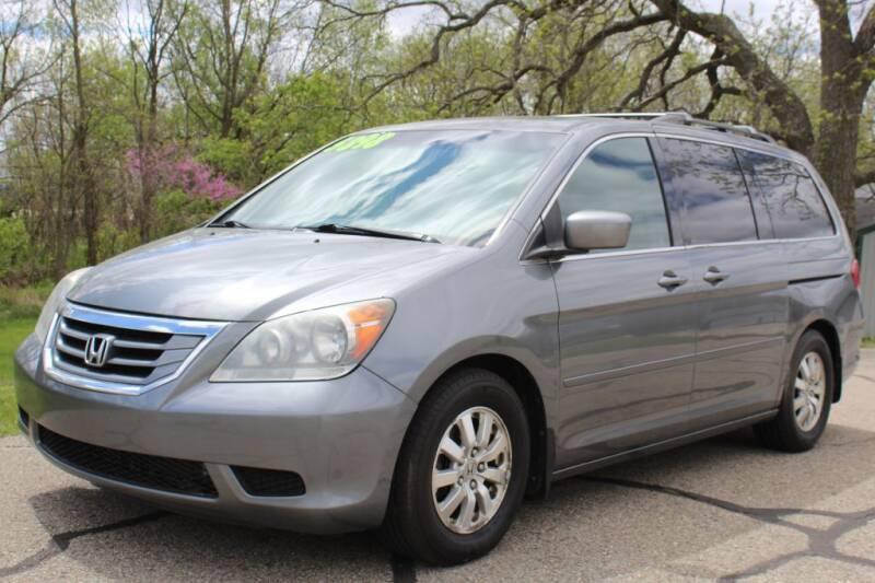 2009 Honda Odyssey for sale at S & L Auto Sales in Grand Rapids MI
