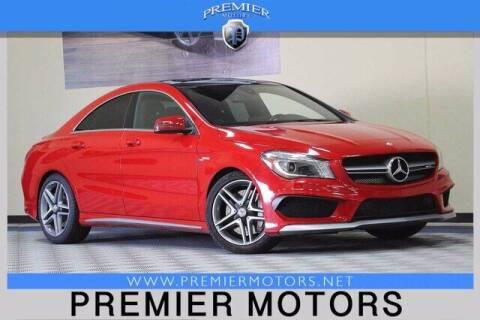 2015 Mercedes-Benz CLA for sale at Premier Motors in Hayward CA