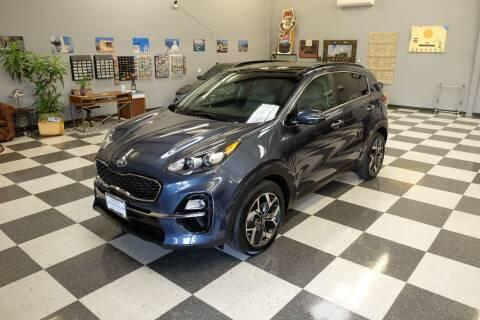 2020 Kia Sportage for sale at Santa Fe Auto Showcase in Santa Fe NM