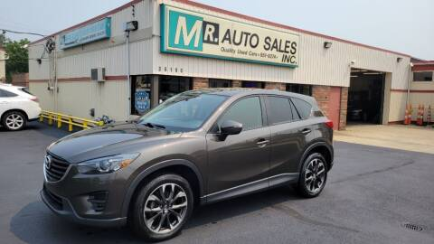2016 Mazda CX-5 for sale at MR Auto Sales Inc. in Eastlake OH