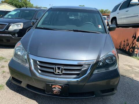 2010 Honda Odyssey for sale at MILLENIUM MOTOR SALES, INC. in Rosenberg TX