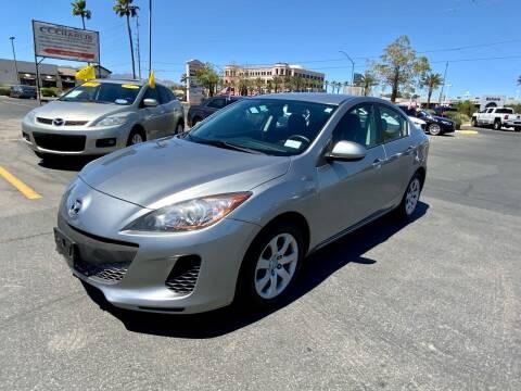 2013 Mazda MAZDA3 for sale at Charlie Cheap Car in Las Vegas NV