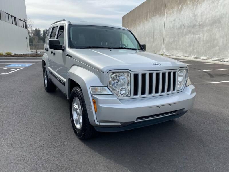2010 Jeep Liberty for sale at Washington Auto Sales in Tacoma WA