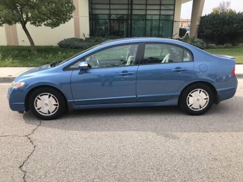 2009 Honda Civic for sale at C & C Auto Sales in Colton CA