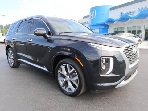 2021 Hyundai Palisade for sale at RUSTY WALLACE HONDA in Knoxville TN