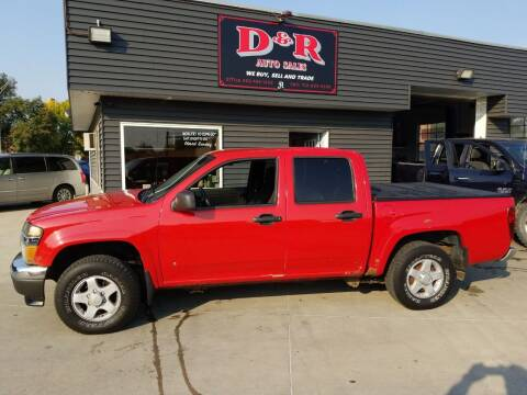 2007 GMC Canyon for sale at D & R Auto Sales in South Sioux City NE