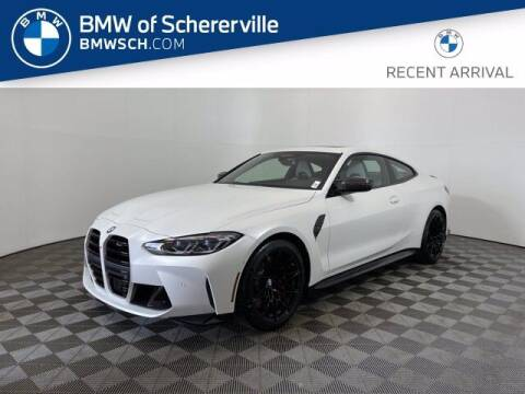 2021 BMW M4 for sale at BMW of Schererville in Shererville IN