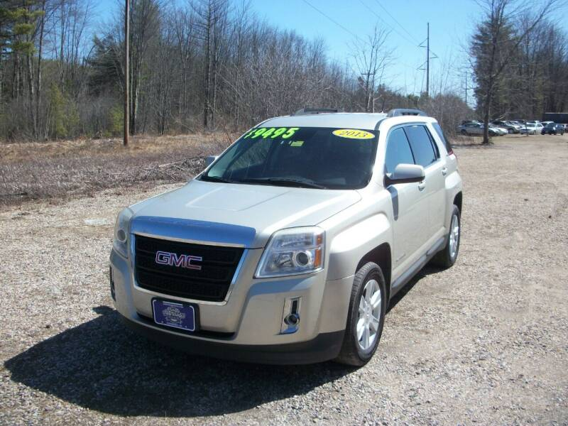 2013 GMC Terrain for sale at Auto Images Auto Sales LLC in Rochester NH