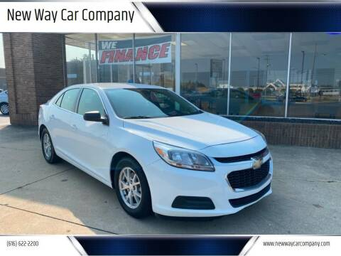 2014 Chevrolet Malibu for sale at New Way Car Company in Grand Rapids MI